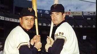 昭和の野球小僧のヒーロー 長嶋さん・王さん